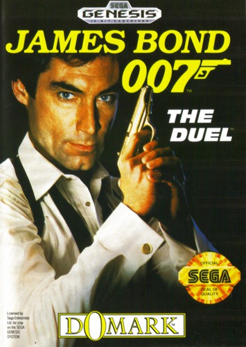 007 James Bond: The Duel