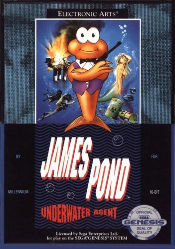 James Pond: Underwater Agent