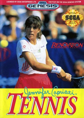 Jennifer Capriati Tennis