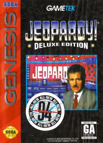 Jeopardy! Deluxe