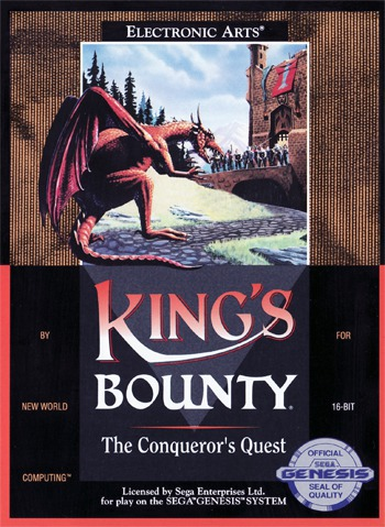 Kings Bounty: The Conquerers