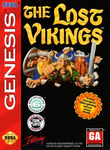 Lost Vikings, The