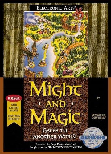 Might & Magic
