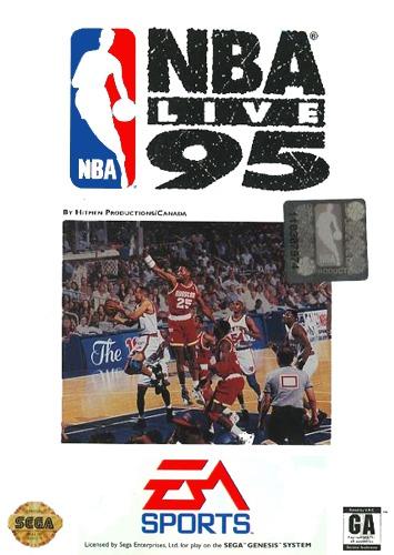 NBA Live 95