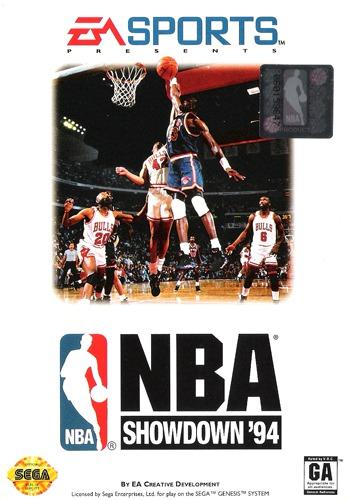 NBA Showdown 94