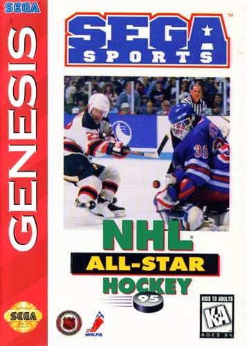 NHL All-Star Hockey 95
