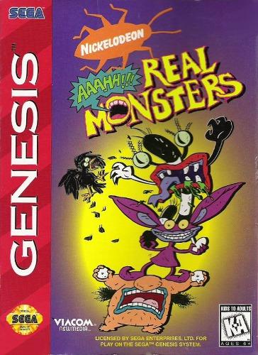 Aaahhhhh Real Monsters