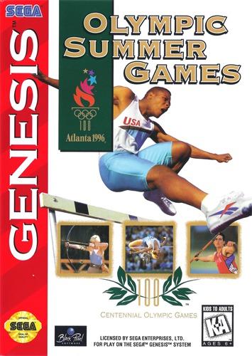 Olympic Summer Games: Atlanta