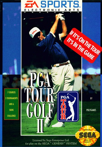 PGA Tour Golf II 2