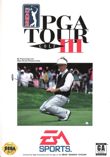 PGA Tour Golf III 3