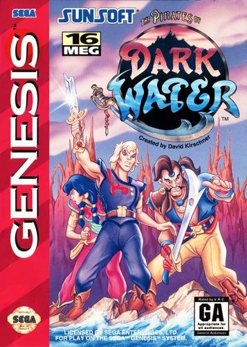 Pirates of Darkwater