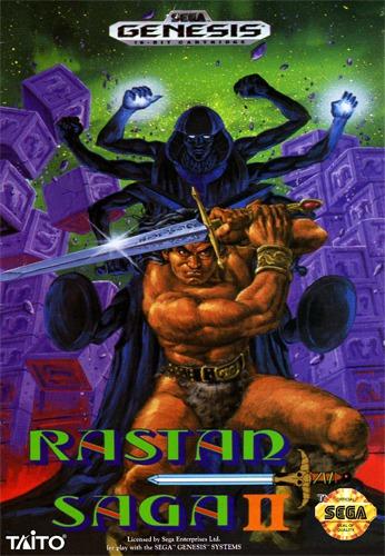 Rastan Saga II 2