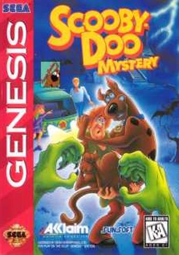 Scooby Doo Mystery