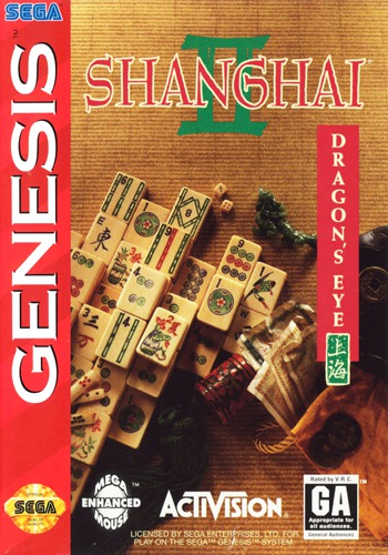 Shanghai II 2: Dragons Eye