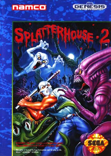 Splatterhouse 2