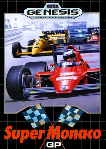 Ayrton Sennas Super Monaco GP