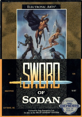 Sword of Sodan