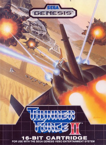 Thunder Force II 2