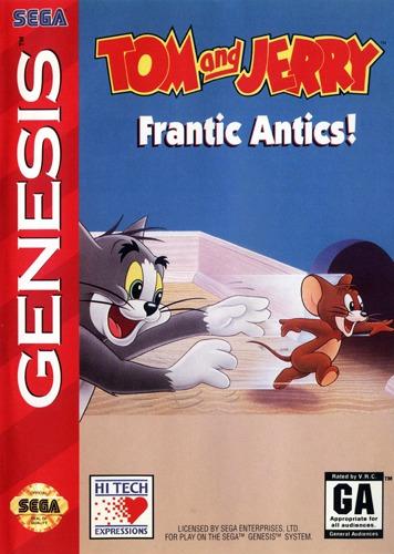 Tom and Jerry: Frantic Antics