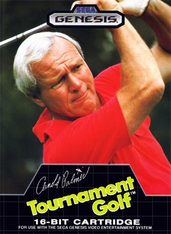 Arnold Palmers Tournament Golf