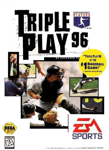Triple Play Baseball 96