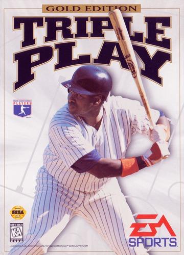 Triple Play Baseball Gold