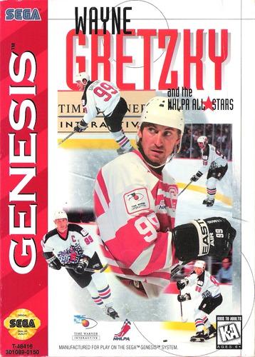 Wayne Gretzky NHLPA All Stars