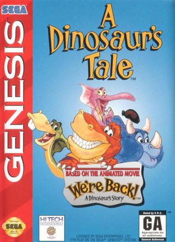 Dinosaurs Tale, A