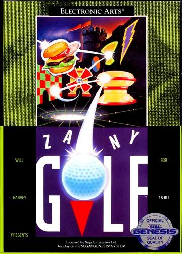 Zany Golf