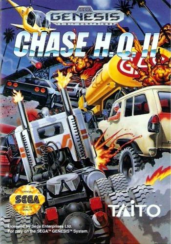 Chase HQ II