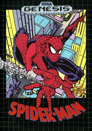 Spider-Man by Sega