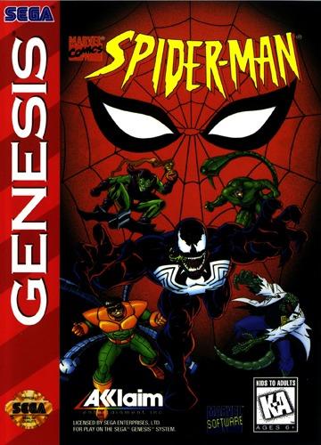 Spider-Man by Acclaim