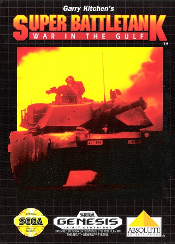 Super Battletank: War In Gulf