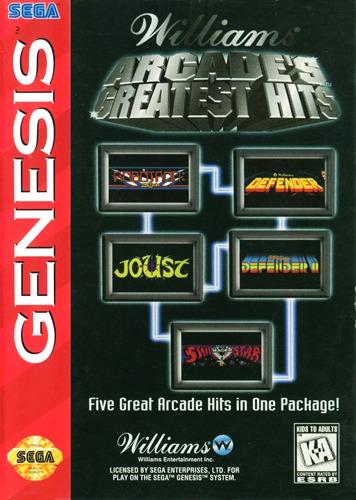 Arcades Greatest Hits Williams