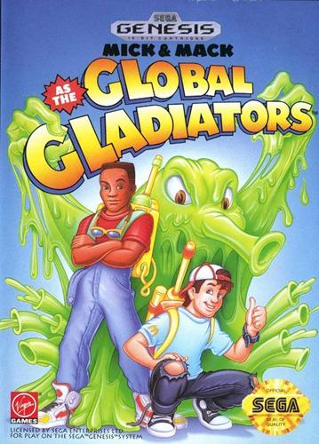 Mick & Mack: Global Gladiators