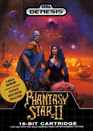 Phantasy Star II 2