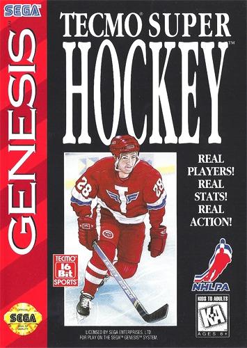 Tecmo Super Hockey