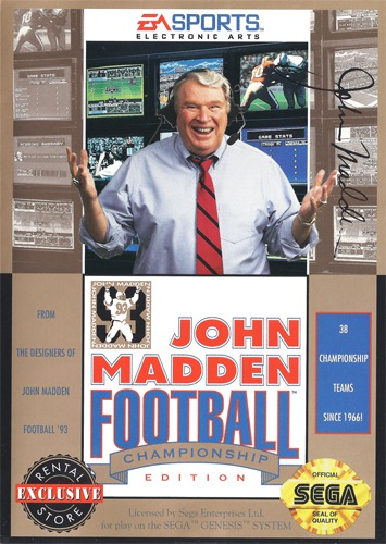 John Madden Football CE