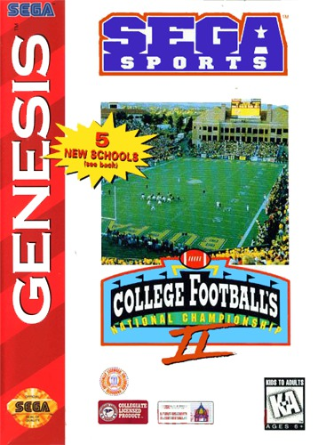 College Footballs