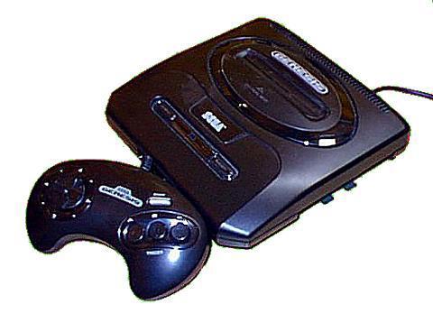 2nd Genesis Console Bundle