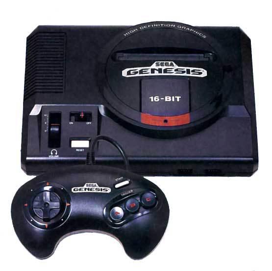 1st Genesis Console Bundle
