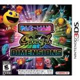 Pac Man & Galaga Dimensions