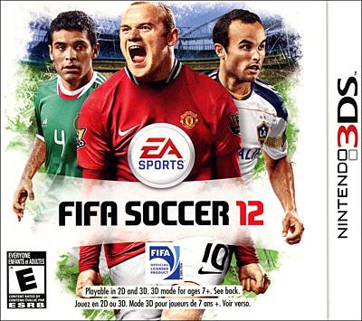 FIFA Soccer 2012 12