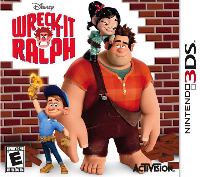 Disneys Wreck-It Ralph