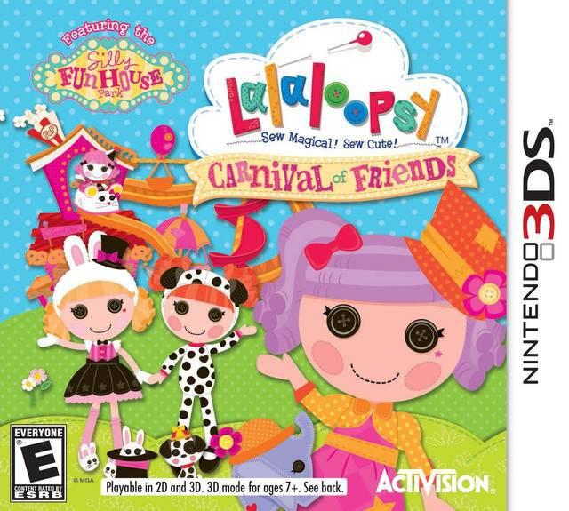 Lalaloopsy Carnival of Friends