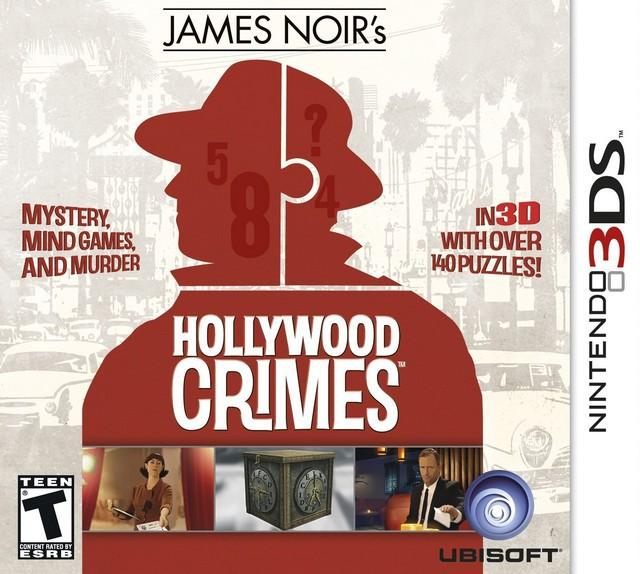 James Noirs Hollywood Crimes
