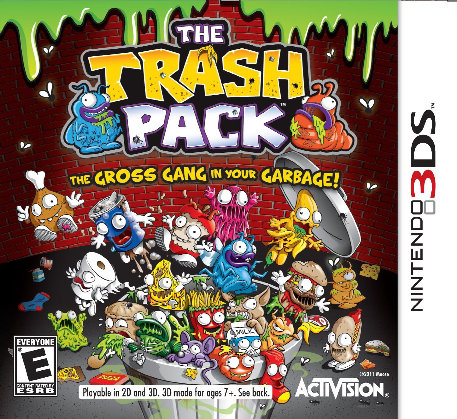 Trash Pack, The