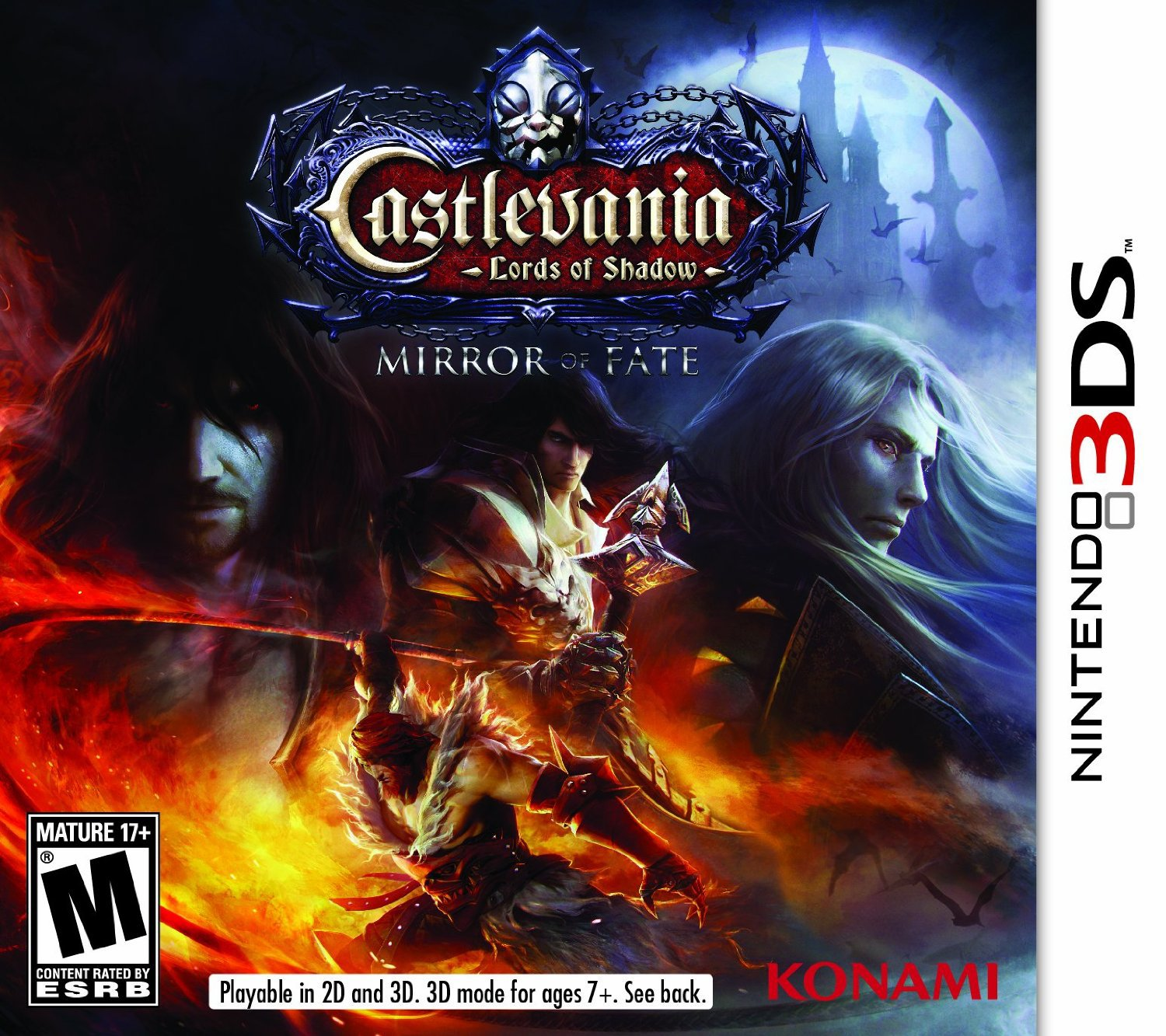 Castlevania: Lords of Shadow