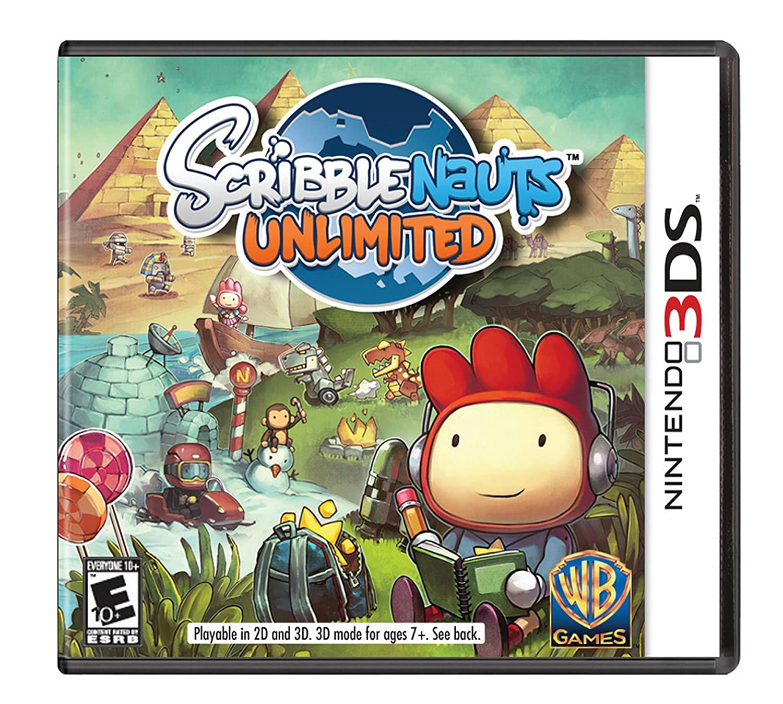 Scribblenauts: Unlimited