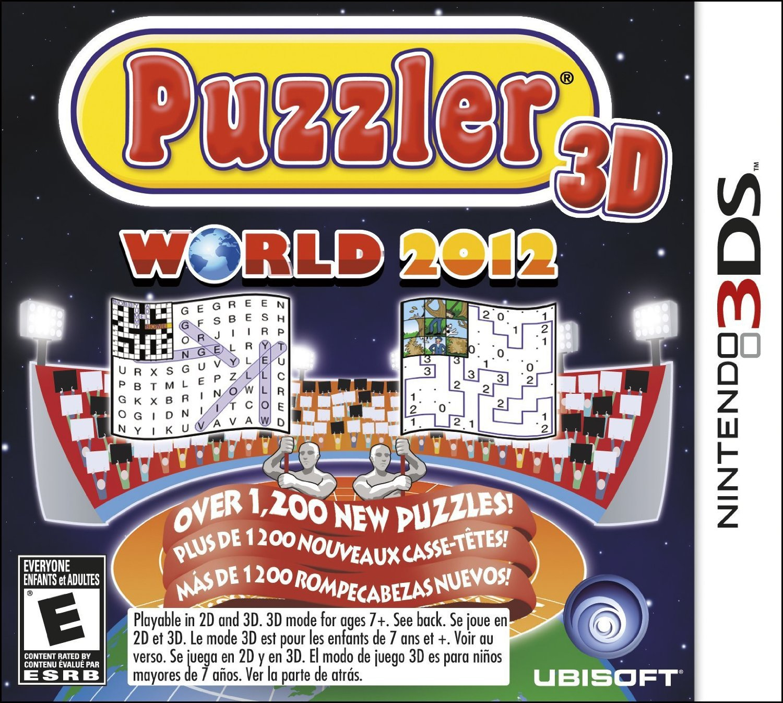 Puzzler 3D World 2012